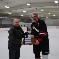 "Rod and Don ""402 Bears"" with the Cup 2017"